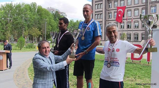 10. Elbistan-Afşin-Ekinözü Ultra Maratonu koşuldu
