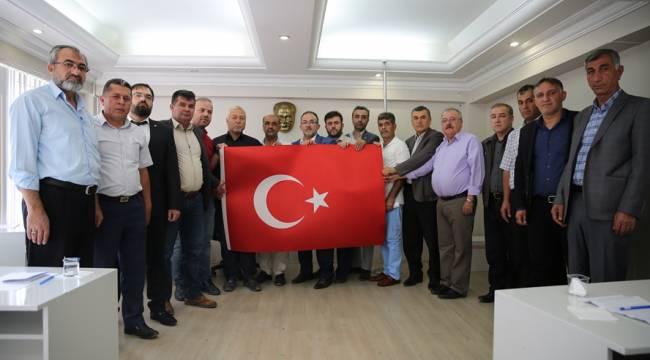 Afşin Belediye Meclisinden, Barış Pınarı Harekâtına Tam Destek…
