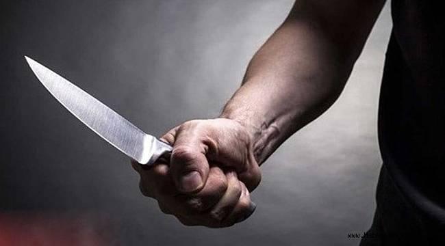 Ağabeyini bıçaklayarak öldüren sanık 21 yıl hapis cezasına çaptırıldı
