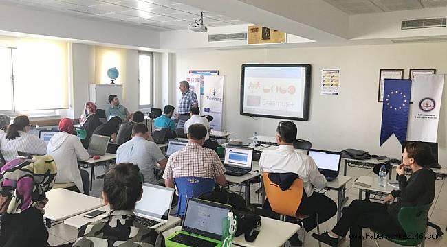 ARGE Birimi Erasmus+ Proje Hazırlama Eğitimlerini Tamamladı