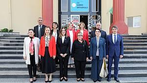 """""""Gaziantep'te ve SANKO Okulları'nda Gördüğümüz Başarılı Çalışmalar Bizleri Farklı Bir Vizyona Taşıdı"""""""