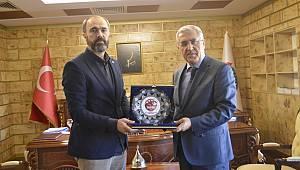 KSÜ'de Kurumlararası İşbirliği Konuları Görüşüldü
