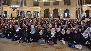 Kur'an kursu öğrencilerinden Barış Pınarı Harekatı'na destek