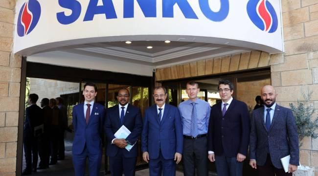 BREXIT Heyetinden SANKO Holding'e ziyaret