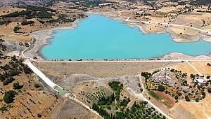 Kahramanmaraş'ta 187.783 Dekar Tarım Arazisi Sulandı