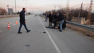 Kahramanmaraş'ta bariyere çarpan motosiklet sürücüsü hayatını kaybetti