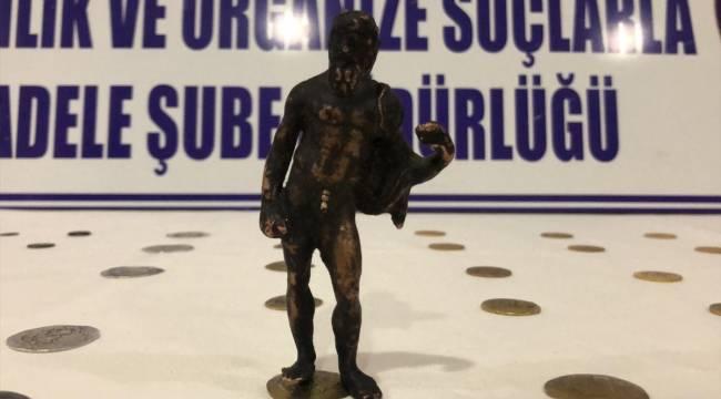 Kahramanmaraş'ta kaçakçılık operasyonlarında 5 kişi gözaltına alındı