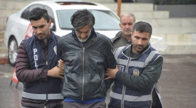 Kahramanmaraş'ta su sayacı çalan şüpheli tutuklandı