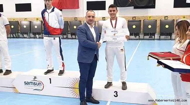 Türkiye Okçuluk Kupasında Bronz Madalya Aldık