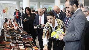 Kahramanmaraş'ta kadın ayakkabısı üretiminin geleceği ele alındı