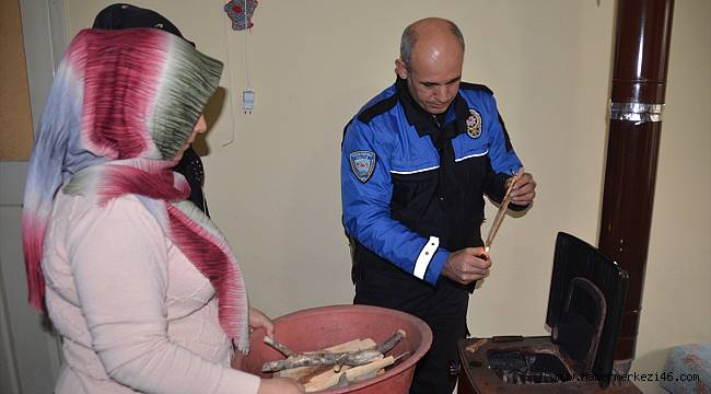 Kahramanmaraş'ta polis soba zehirlenmesine karşı uyardı