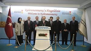 Kahramanmaraş'ta yapılacak barajla 750 milyon tonluk kömür rezervi ortaya çıkarılacak