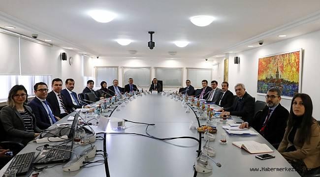 Rektör Can, Türkiye Adalet Akademisi Danışma Kurulu Toplantısına Katıldı