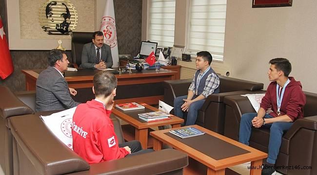 Yıldız Havalı Tabanca Takımı Türkiye Şampiyonu