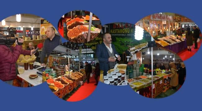 Kahramanmaraş'ta Lezzet festivaline yoğun ilgi