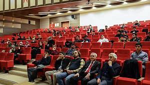 Araştırmacı Yazar Abdullah Yıldız KSÜ'de 'Namaz ve Ahlak' Konulu Konferans Verdi