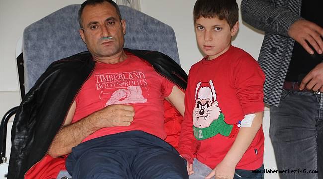 Babanın uyanması aileyi ölümden kurtardı