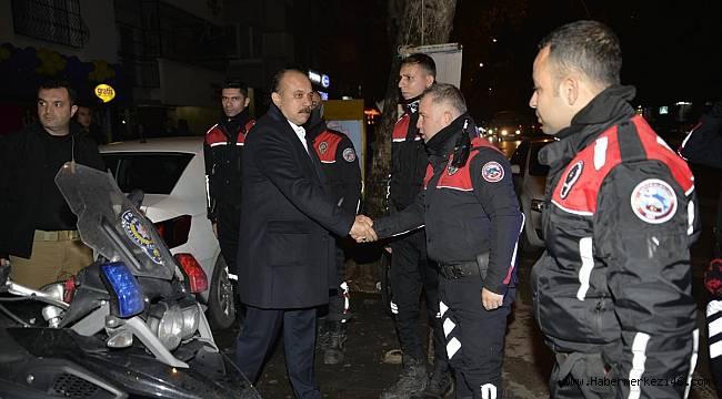 Denetimlerde aranan 136 kişi yakalandı