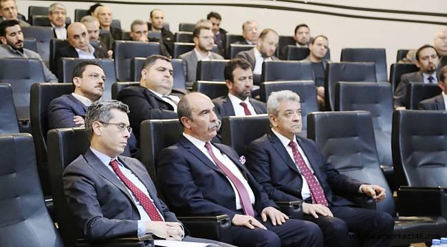 KMTSO Şubat ayı Olağan Toplantısını gerçekleştirdi