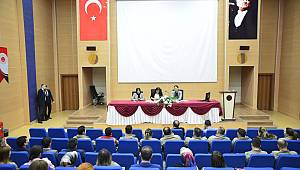 Aile İçi ve Kadına Yönelik Şiddet Suçları Soruşturma Bürosu Toplantısı Düzenlendi