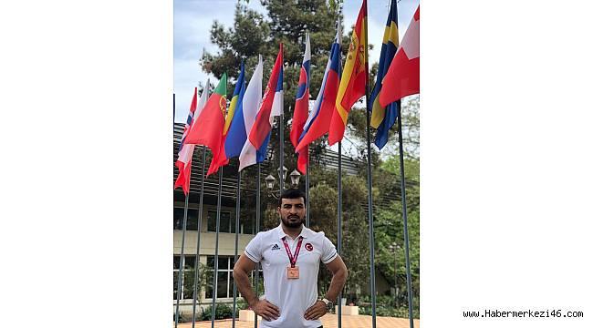 Milli güreşçi Serdar Böke, Elbistan Gençlik ve Spor Hizmetleri Müdürlüğü görevine getirildi