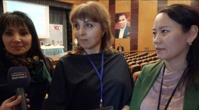 Sempozyuma Geldiler Kahramanmaraş'a Hayran Kaldılar