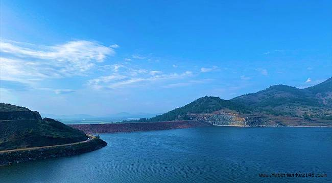 Tahtaköprü Barajı yaza hazır