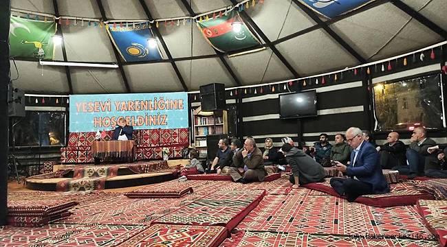 Dünya Türkmenler Birliğinden