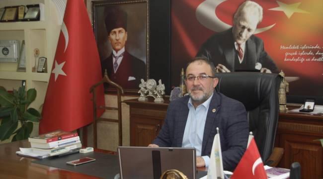 Afşin Belediye Başkanı Güven'den