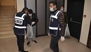 Kahramanmaraş'ta ayakkabı hırsızı 3 kişi yakalandı