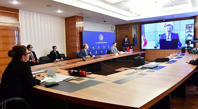 """""""E-Ticaret Olarak KOBİ'LERİN Yanındayız"""" Kampanyası Tanıtım Toplantısı"""
