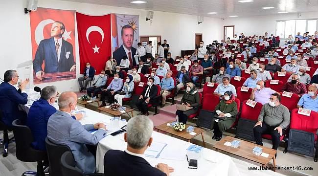 Afşin'e 150 milyon liralık yatırım..