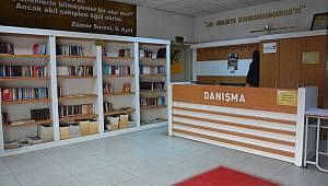 Büyükşehir'in halk kütüphaneleri açılıyor