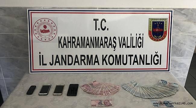 Kahramanmaraş'ta dolandırıcılık şüphelisi 2 kişi yakalandı