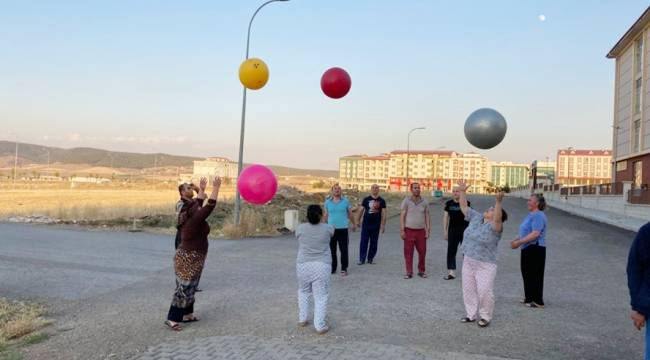 Çınar Konağı'ndan 'Yaz'a merhaba etkinliği'