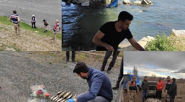 Elbistan Sularında Yasak Avcılık Kontrolleri Devam Ediyor