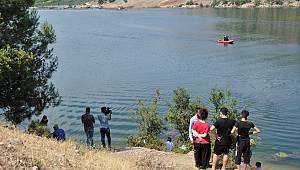 Kahramanmaraş'ta gölete giren genç boğuldu