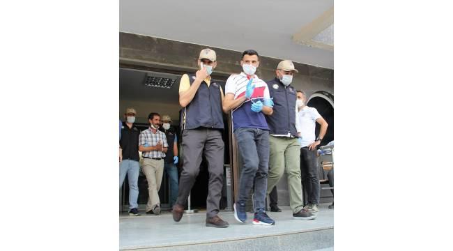 Kahramanmaraş'ta terör örgütü PKK/KCK operasyonunda 4 şüpheli tutuklandı