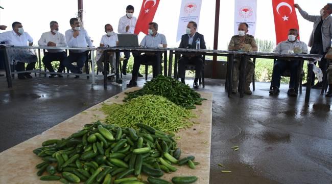 Kahramanmaraşlı çiftçiler ürünlerini DİTAP üzerinden satıyor