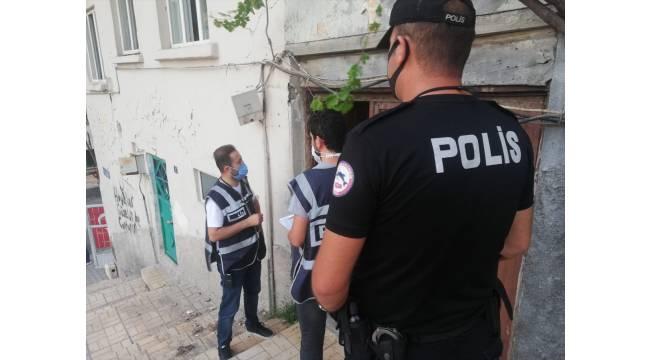 Kahramanmaraş'ta aranan şüphelilere yönelik operasyonda 25 kişi tutuklandı