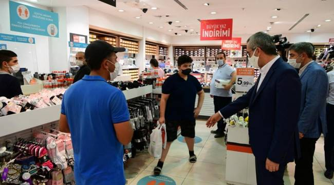 Pandemi Sürecinde Türkiye Dünya'ya Örnek Oldu