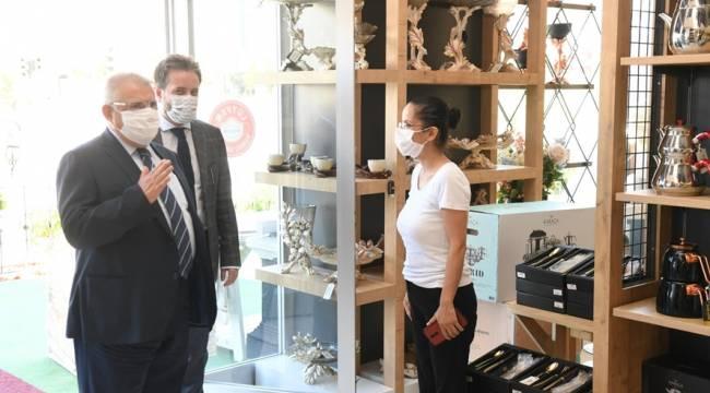Sevdiklerimiz ve ailemiz için kurallara riayet edelim, maske takmaya özen gösterelim
