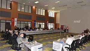 TAMP-Kahramanmaraş Çalışma Grubu Değerlendirme Toplantısı Gerçekleştirildi