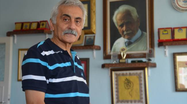 Bahaettin Karakoç'un 20 bin kitabı oluşturulacak müzede halkla buluşacak