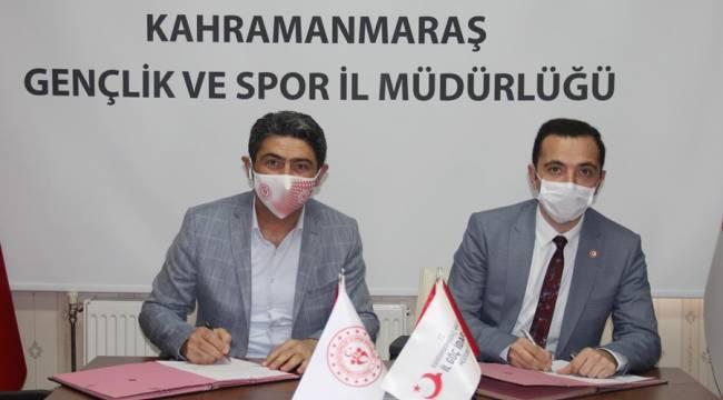 Göç İdaresi İle Gençlik ve Spor İl Müdürlüğü Arasında İş Birliği Protokolü İmzalandı