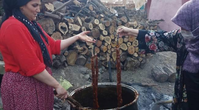 Kahramanmaraş'ta bu yıl 70 bin ton üzüm rekoltesi bekleniyor