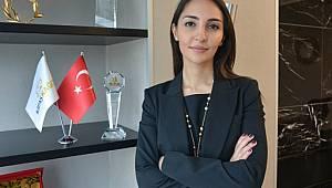 N.Sinem Öksüz Türkiye'nin En Güçlü CEO ve Kadınları Arasında..