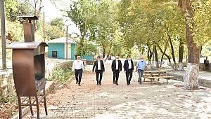 Başkan Osman Okumuş Türkoğlu'nun Çehresini Değiştirdi