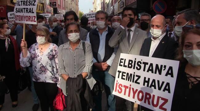CHP'li Öztunç'tan Afşin Elbistan Termik Santrali'nin filtreli olması talebi