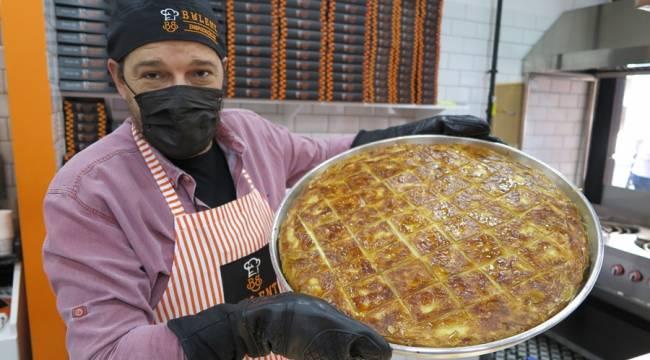 Kahramanmaraş'ın yeni lezzet durağı 'Adana Böreği'